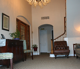 Souder Family Funeral Home - Entryway
